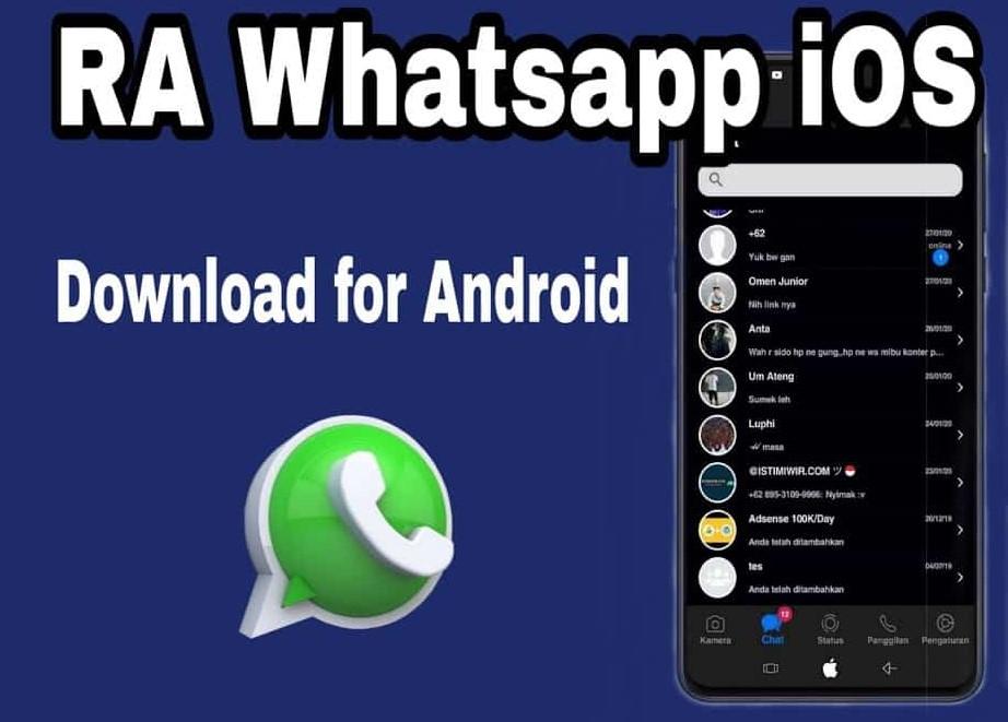 Aplikasi RA Whatsapp